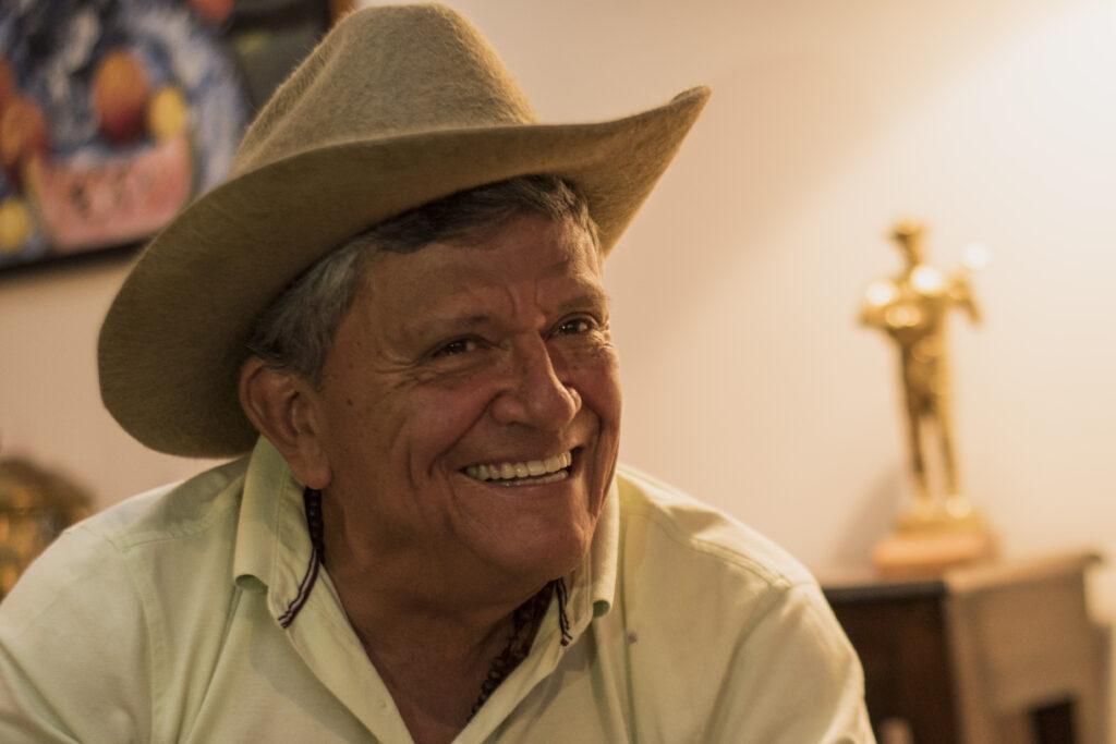 El cantante vivió toda su vida en Casanare