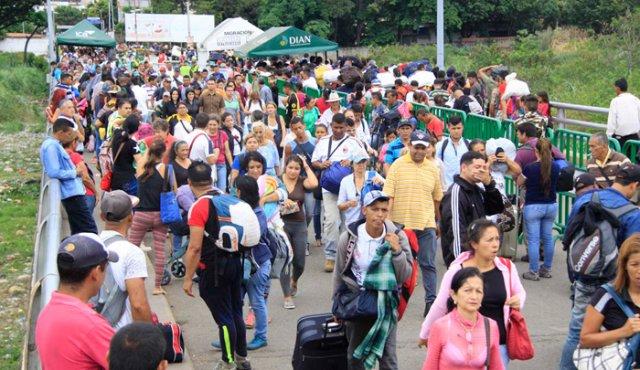 Quieren ordenar los pasos en el Simón Bolívar