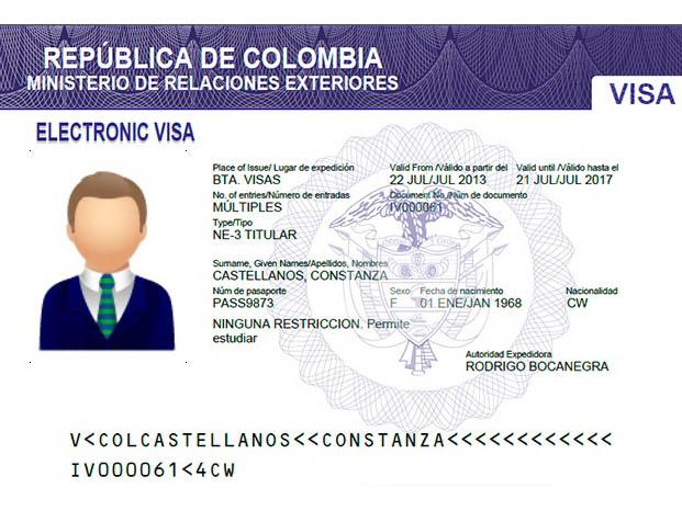 La visa estudiantil le permite al alumno obtener la cédula de extranjería