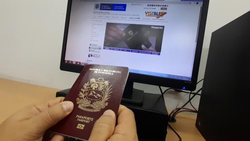 La resolución establece que el documento así se encuentre vencido, pero teniendo el sello de ingreso de Migración Colombia servirá de identificación.